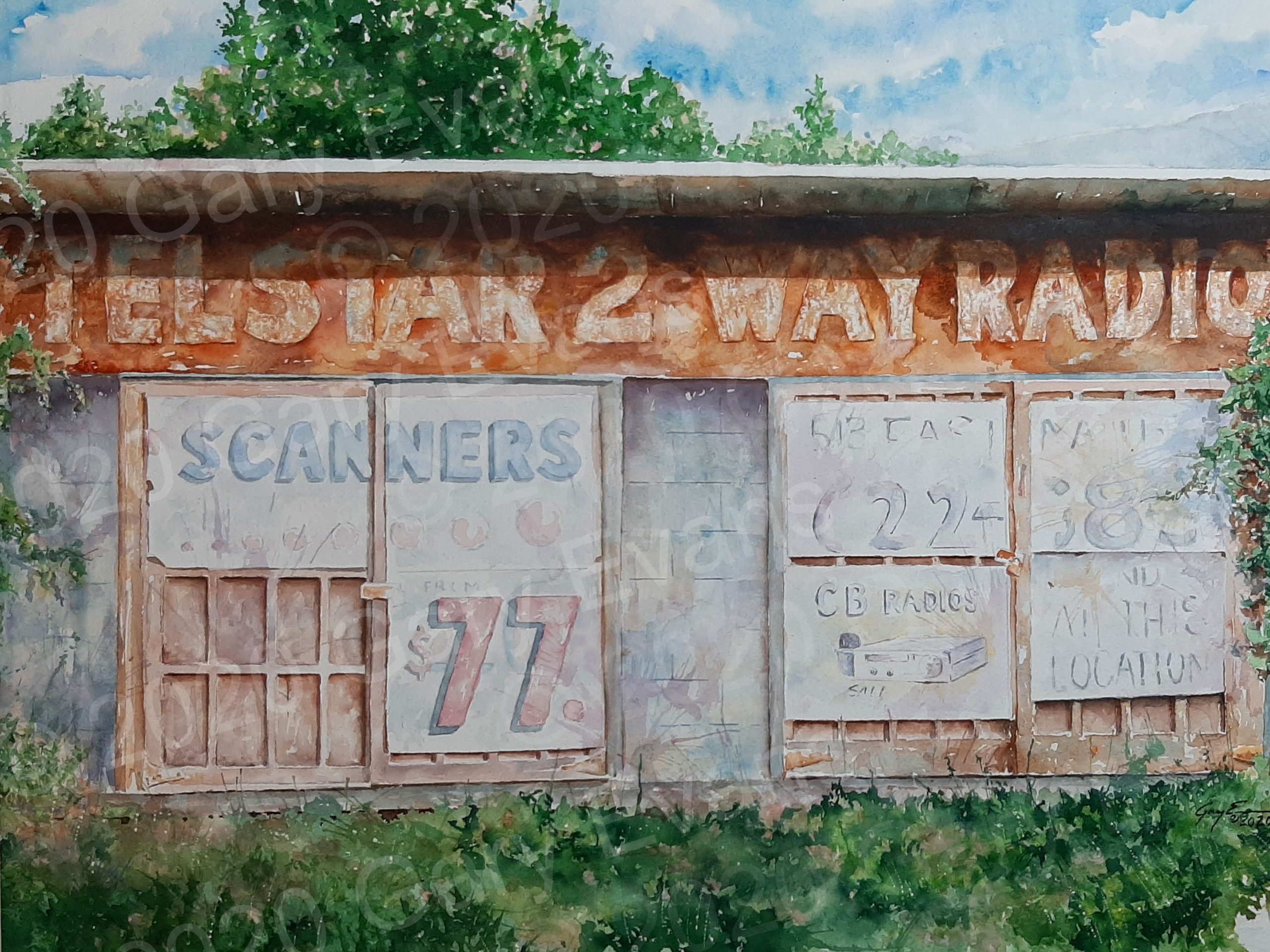Scanners Shack